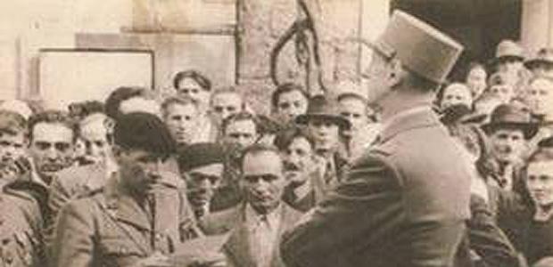 70u anniversariu di a Liberazione Liberazione